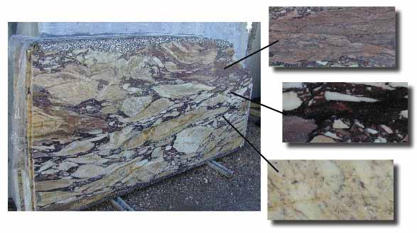 The smaller