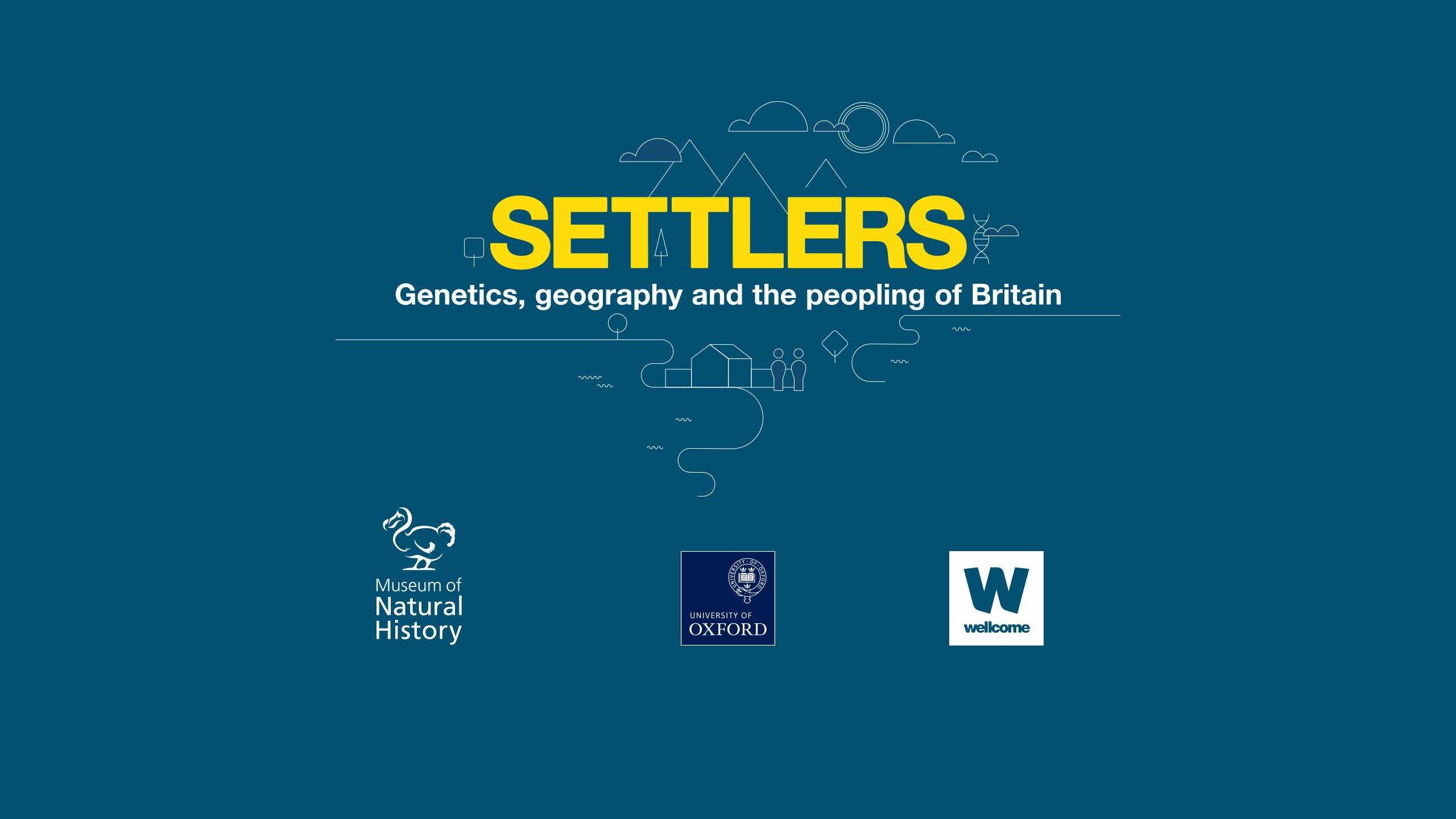 Family Genetics Study Reveals New Clues >> Settlers Genetics Geography And The Peopling Of Britain